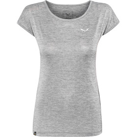 SALEWA Puez Melange Dry SS T-shirt Damer, grå